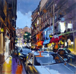 Rue de Paris - 100x100 Site