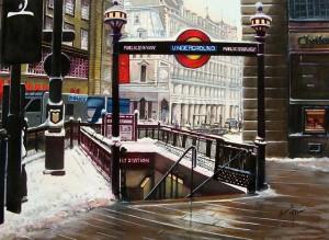 Hénon 1 - Le métro de Londres Site
