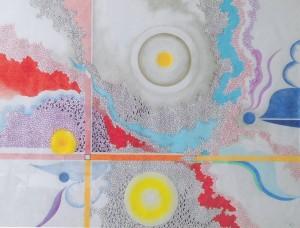 M5 - Renzo Moro - Constellations - 80x60 Site