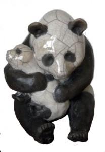 Marcel 1 - Maman et son panda bébé -DSCN3236 2