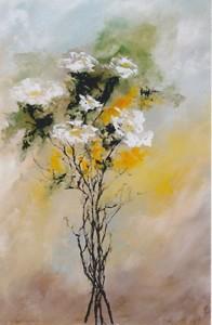 R1 - Annie Regnard - Bouquet blanc - 91x72 Site