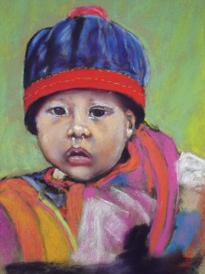 W2 - Monique Wawer - Le petit Thailandais - 51x41 Site
