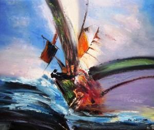 Cabillon 2 - Dans la tempête Site