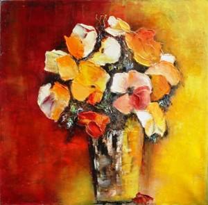 Girard 1 - Bouquet de fleurs Site