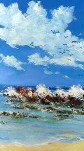 Gros 1 - La côte sauvage Site