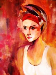 Legrand 2 - La femme au turban Site