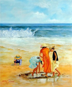 Ligoureaud 1 - Bien être sur la plage