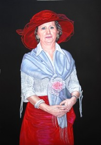 Maqueda 1 - Femme au châpeau rouge Site