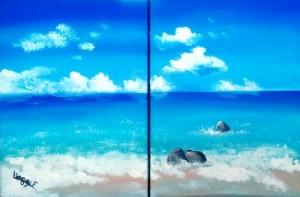 Liegey 1 - Solitude - 2x18x24