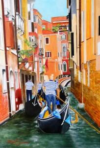Ligoureaud 2 - Laisse les gondoles à Venise-10P