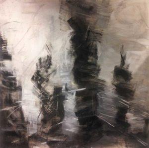 Elisa Zelaci---Explosion-New-Yorkaise---100x100