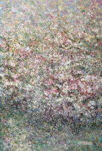 Laffargue---A-travers-les-champs-en-fleurs---h116x81