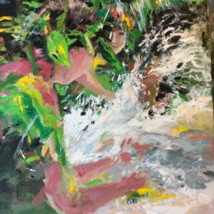 Maro---Musique-de-l'eau---50x50