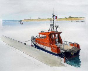François 3 - Etel - 50x65