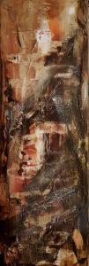 Heyman Materne 2 - La tempète Bis- 150x50