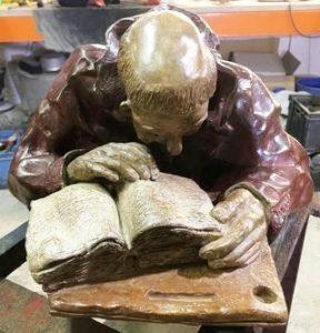 Philip Pontay 1 - Le moine aux +®critures 2