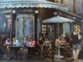 Cafe de Flore - 100x100